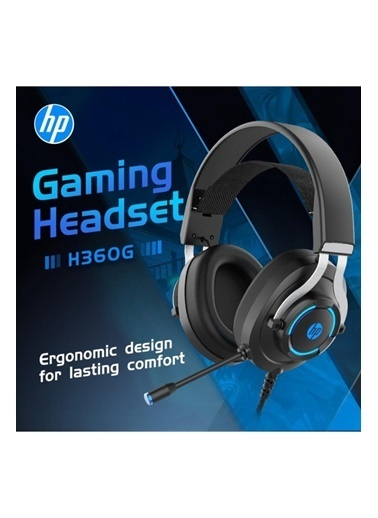 HP H360g 7.1 Surround Usb Gaming Oyuncu Kulaklığı Renkli